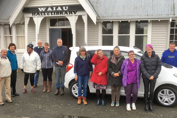 Amuri Community Vehicle Trust