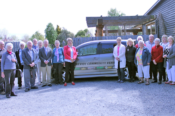Amberley District Community Vehicle Trust