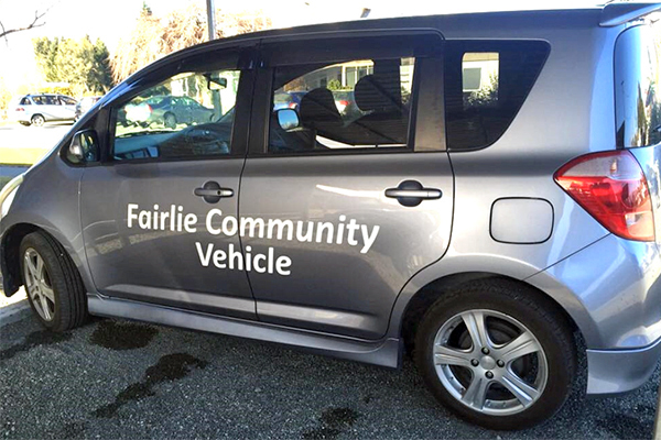 Fairlie Community Vehicle Trust