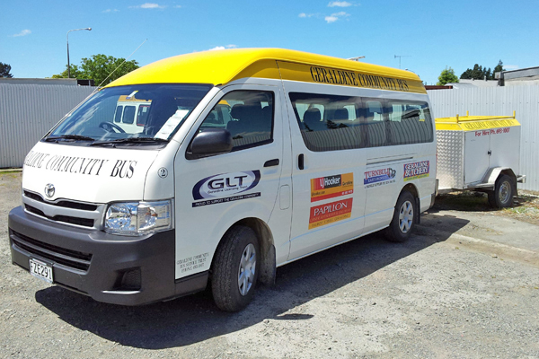 Geraldine Community Vehicle Trust