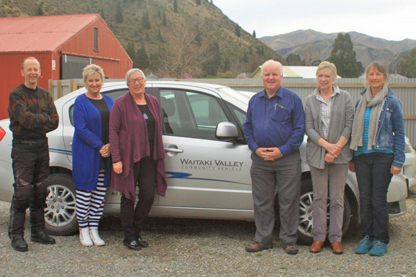 Waitaki Valley Community Vehicle Trust